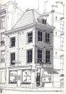 28-Keizersgracht-Utrechtsestraat Cafe v Leeuwen